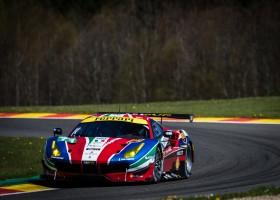 BoP aangepast in LM GTE voor 24 uur van Le Mans