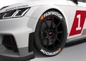 Hankook nieuwe bandenleverancier van de Supercar Challenge