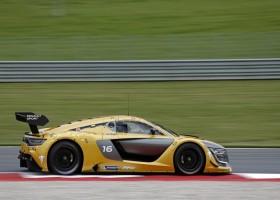 Test met Renault RS01 prijs in de Benelux Clio Cup