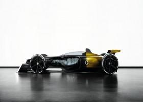 Renault laat radicaal concept voor toekomst zien