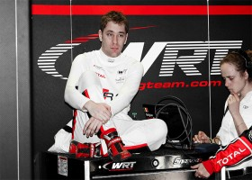 Frijns mist seizoensopener Blancpain GT Series Endurance Cup