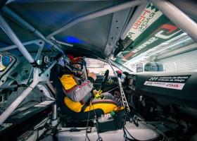 Febo Racing rijdt naar snaarstrakke overwinning op Spa