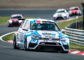 Jonas de Kimpe dit weekend met VW Golf in TCR Benelux