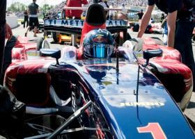 Gerstl laat Toro Rosso wederom winnen