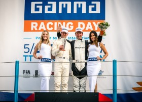 Daan Meijer wint tijdens Gamma Racing Days