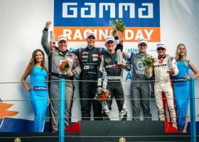 Podium voor Febo Racing ondanks versnellingsbakproblemen