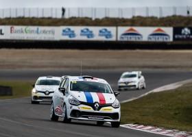 Doek valt nu definitief voor de Clio Cup