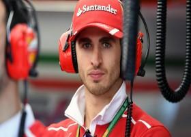 Einde verbintenis Giovinazzi en Ferrari nabij