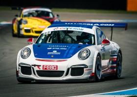 Kay van Berlo maakt autosportdebuut tijdens de Zandvoort 500