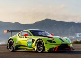 Nieuwe Aston Martin Vantage GTE ziet het levenslicht [Foto's]