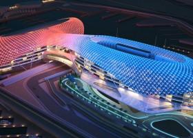 Opnieuw baanrecord in Abu Dhabi voor Hamilton