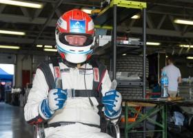 Van Berlo begint 2018 sterk in Dubai