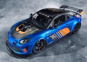 Alpine komt met GT4