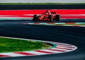 Ferrari raptste tijdens ochtend, Verstappen rijdt 85 ronden