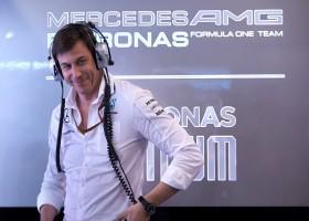 Wolff verwacht tegenstand van Red Bull en Ferrari