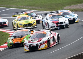 Audi pakt zege op Oschersleben