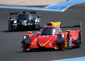 Racing Engineering pakt zege op Paul Ricard, sterk optreden Van Uitert en Van Berlo