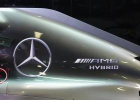 Moeizaam weekend van Mercedes door bandenproblemen