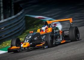 Geen goed resultaat voor Richard Verschoor op Monza