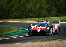 Alonso, Buemi en Nakajima bezorgen Toyota op Spa de zege
