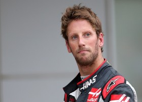 Grosjean krijgt straf na incident in Barcelona