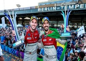 Audi behaalt 1-2 in Berlijn