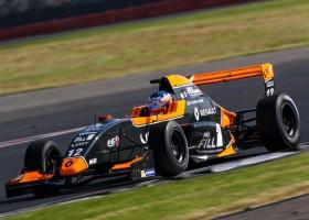 Moeilijk weekend voor Richard Verschoor op Silverstone