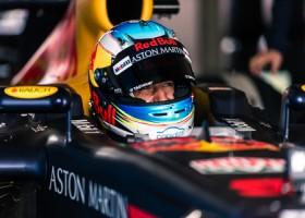 Red Bull begint sterk in Monaco, Verstappen p2