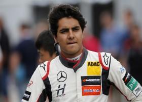 Enaam Ahmed rijdt naar zijn eerste F3-zege
