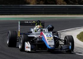 Ahmed wint ook race 3, Schumacher pakt podium