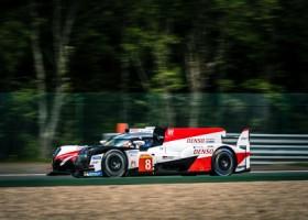 Alonso snelste tijdens Le Mans testdag