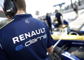 Prost en Renault e.dams uit elkaar