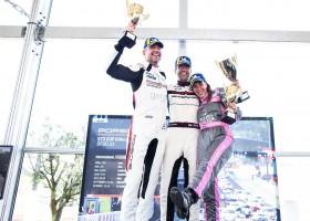 RaceArt heeft sterk weekend in Porsche GT3 Cup