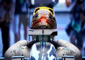 Hamilton start voor de zesde keer de Britse Grand Prix van pole