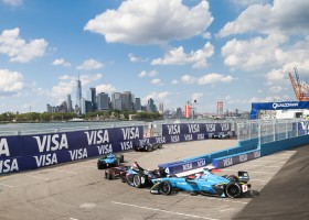 Finale Formule E dit weekend in New York