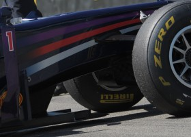 Tweedaagse bandentest afgerond door Pirelli