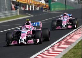 Problemen Force India stapelen zich op