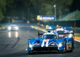 Manor Ginetta mist wedstrijd op Silverstone