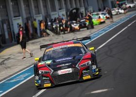Audi wint tweede ADAC GT Masters race op de Nürburgring