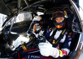 Rallycoureur Sebastien Ogier maakt met Mercedes zijn DTM-debuut