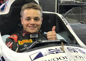 Ferucci keert terug in IndyCar Series