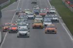 Clio rijders naar de 'Groene Hel'