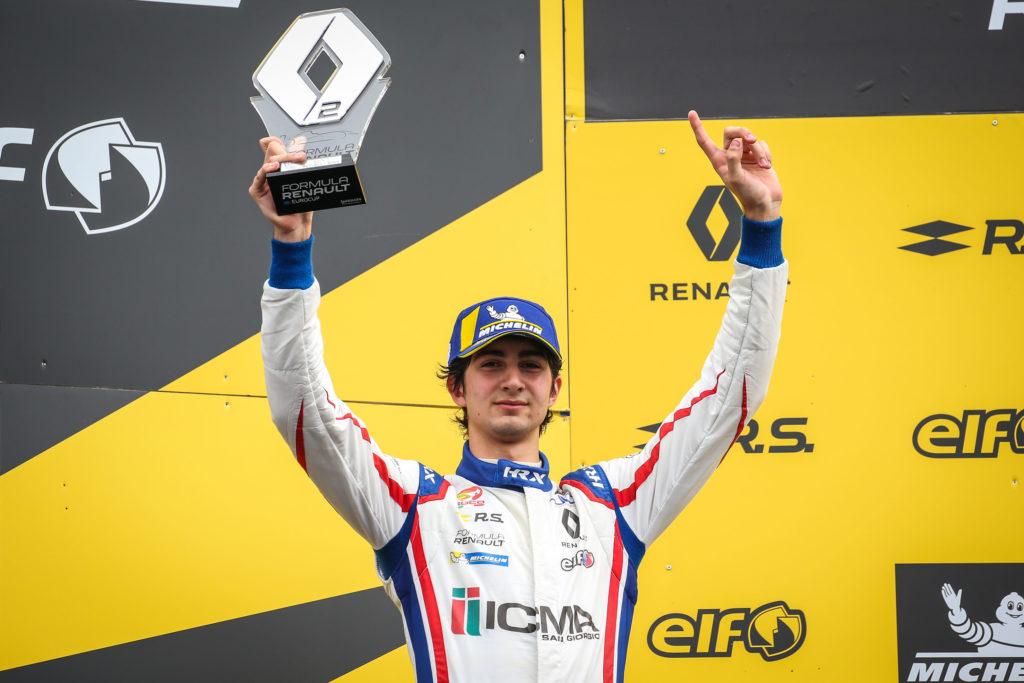Lorenzo Colombo naar Formule Renault met MP Motorsport