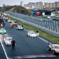 During the Nieuwjaarrace 2019 at Circuit Zandvoort, Zandvoort, Noord-Holland, 1, 5, 2019, Photo: Rob Blank