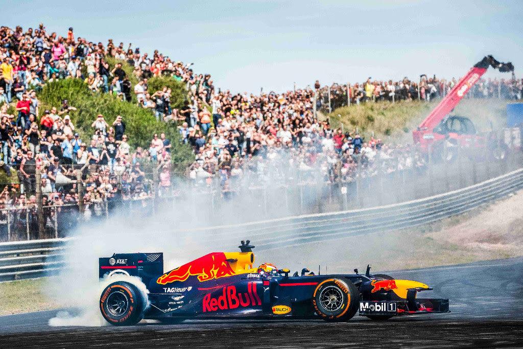 Ook Max Verstappen komt dit jaar weer naar Circuit Zandvoort!