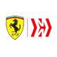 Vier simulatorcoureurs voor Ferrari in 2019