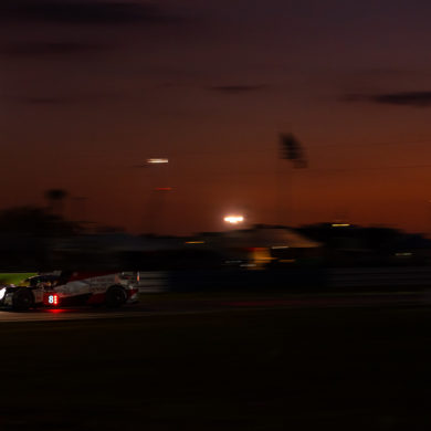 #8 TOYOTA GAZOO RACING / JPN / Toyota TS050 - Hybrid - Hybrid -1000 Miles of Sebring - Sebring international Raceway - Sebring - Florida - United States of America -