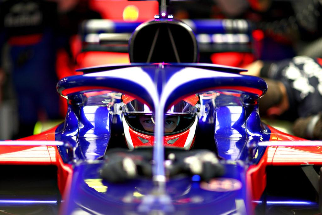 Daniil Kvyat in aanloop naar rentree voor Toro Rosso