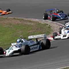 Historic Grand prix Zandvoort, axchtste editie weer boordevol spannende races en geschiedenis