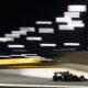 Romain Grosjean tijdens de kwalificatie voor de GP Bahrein